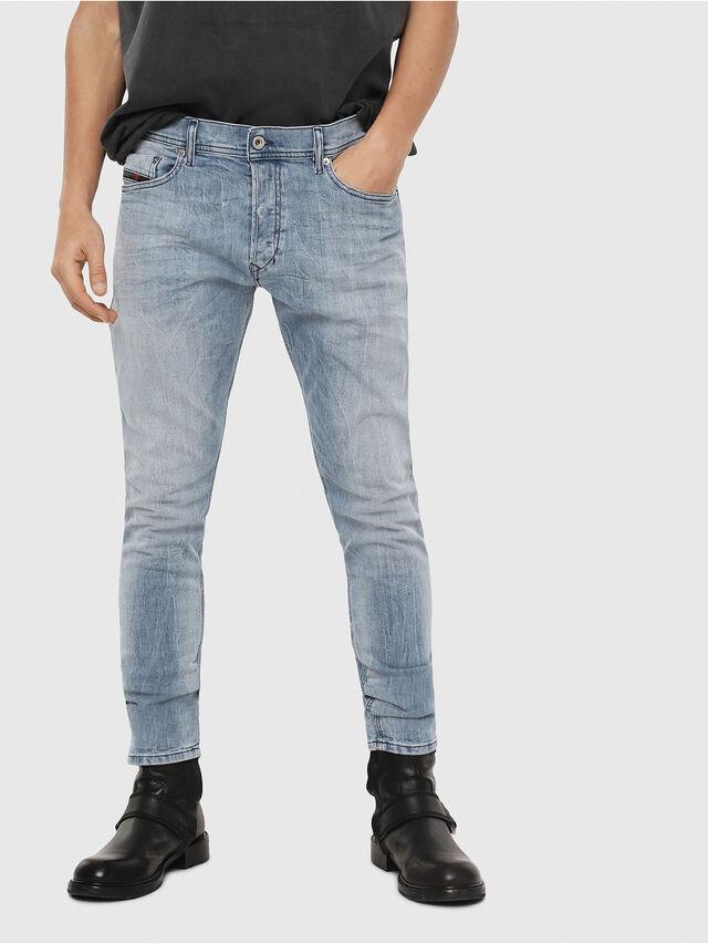 Diesel - Tepphar 081AL, Light Blue - Jeans - Image 1