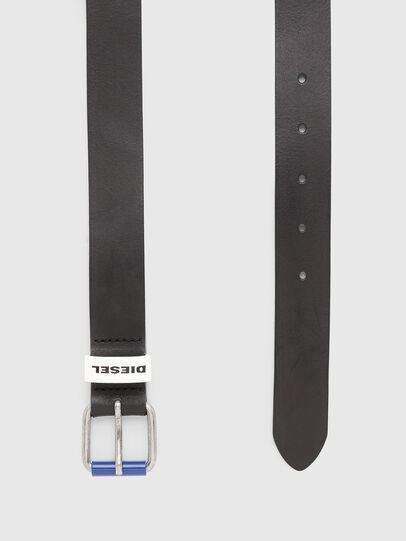 Diesel - BALLY, Black - Belts - Image 3