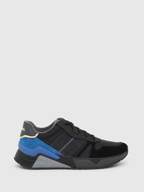 S-BRENTHA FLOW, Black/Blue - Sneakers