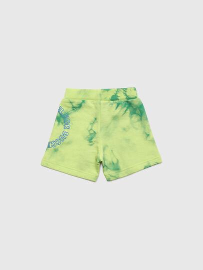 Diesel - PIMMOB, Green - Shorts - Image 2