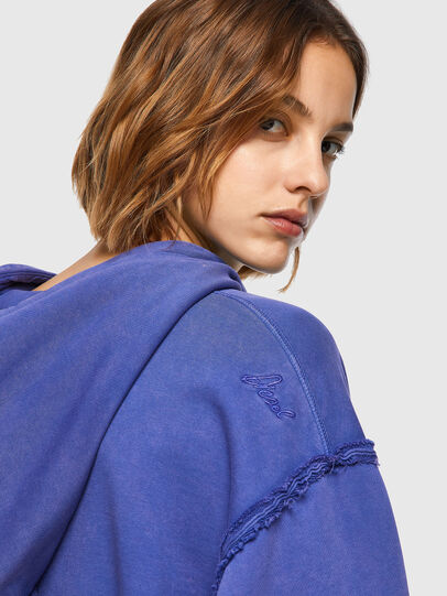 Diesel - F-MIKKY, Violet - Sweaters - Image 4