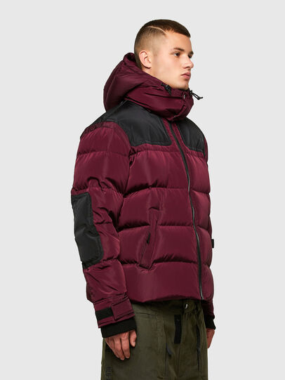 Diesel - W-RUSSELL, Violet - Winter Jackets - Image 7