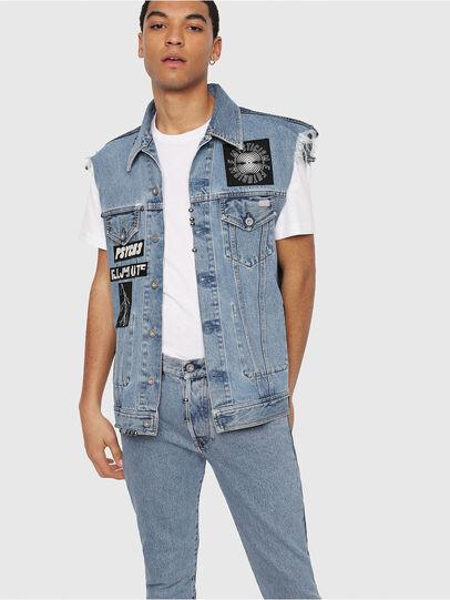 Diesel - Mharky 0077Z,  - Jeans - Image 6
