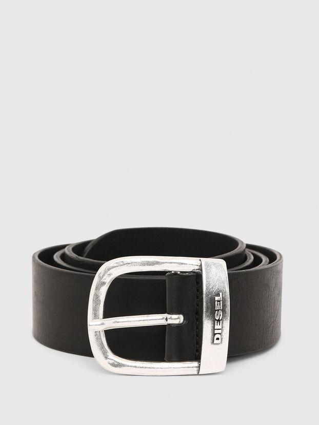 B-ROUNCLE, Black - Belts