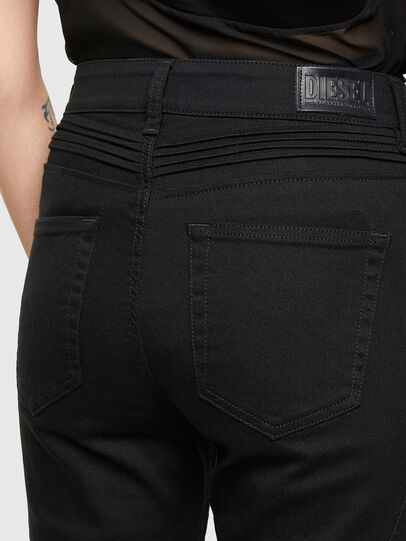 Diesel - D-Joy 0688H, Black/Dark grey - Jeans - Image 4