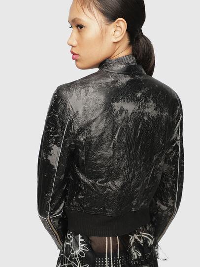 Diesel - L-LYSSA-D,  - Leather jackets - Image 2