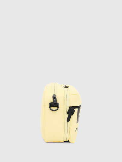 Diesel - FARAH, Light Yellow - Crossbody Bags - Image 3