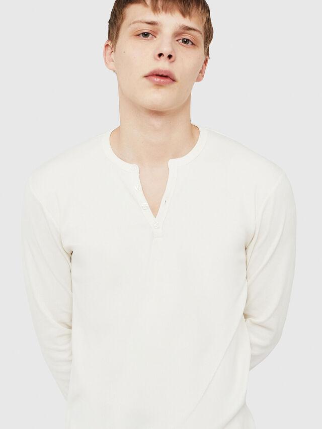 Diesel - T-YOICHIROKI, White - T-Shirts - Image 4