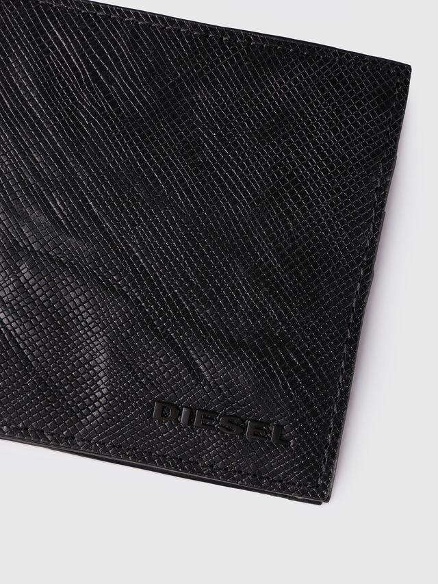 Diesel HIRESH S, Black - Small Wallets - Image 3