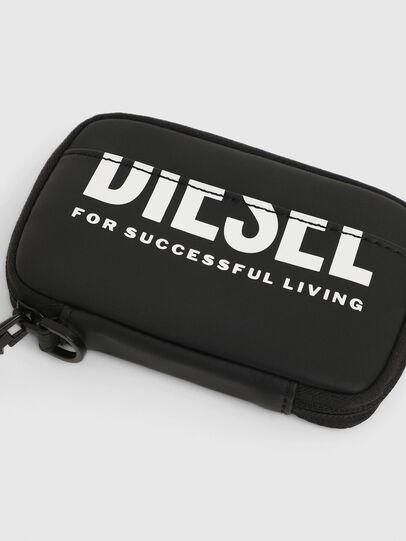 Diesel - LARIO, Black - Zip-Round Wallets - Image 4
