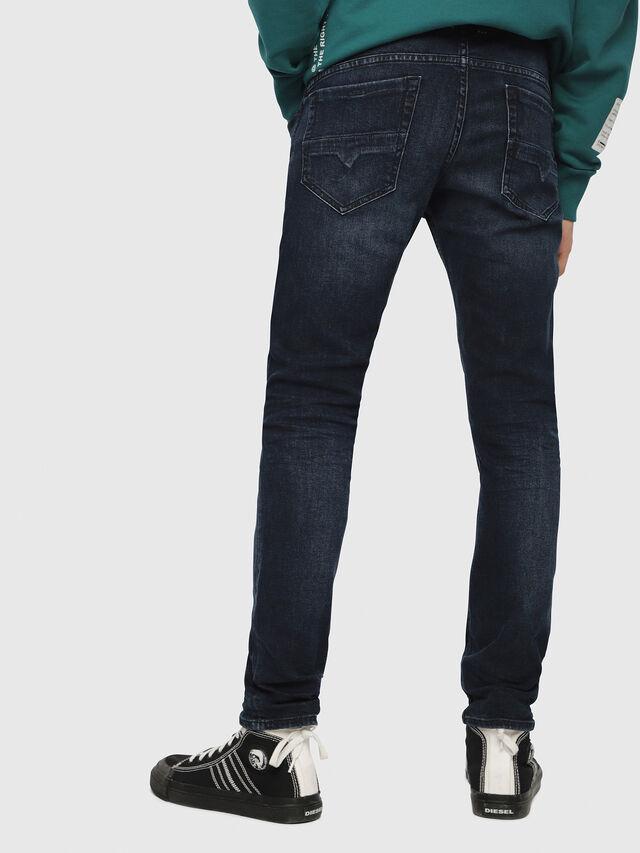 Diesel - Thommer 087AS, Dark Blue - Jeans - Image 2