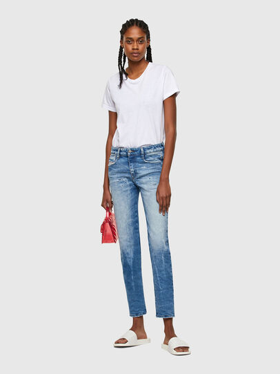 Diesel - D-Rifty 009MV, Light Blue - Jeans - Image 5