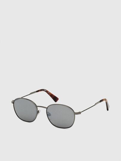 Diesel - DL0307, Grey - Sunglasses - Image 2