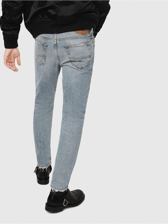 Diesel - Mharky 080AF, Light Blue - Jeans - Image 2
