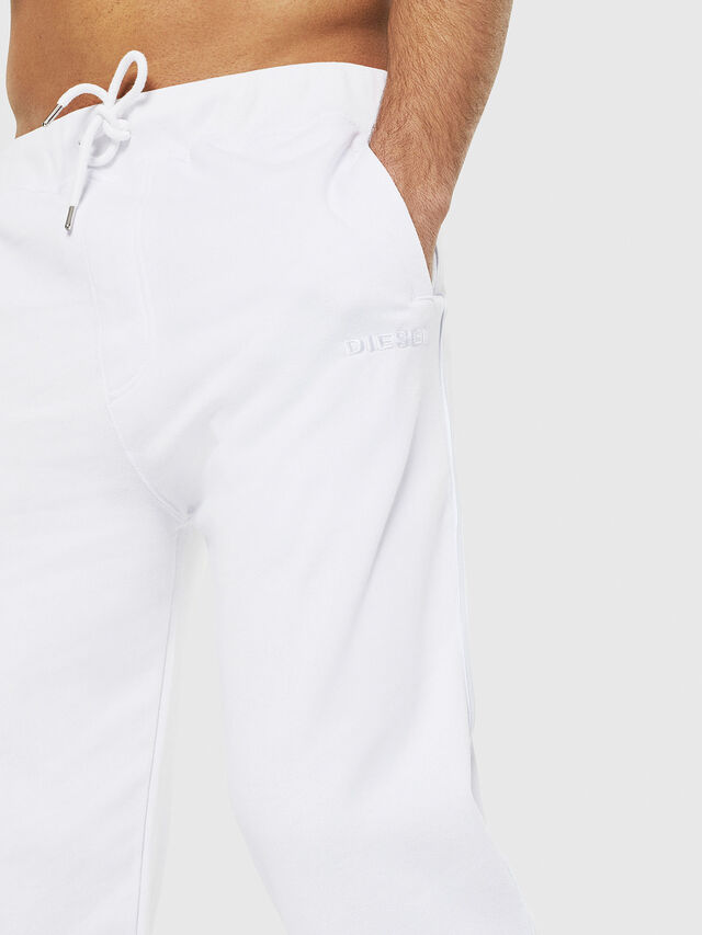 Diesel - UMLB-PETER, White - Pants - Image 3