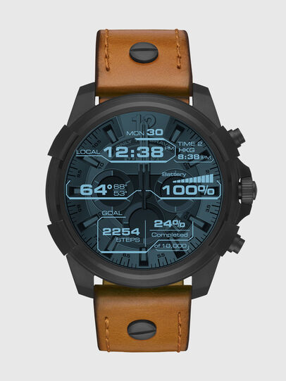 Diesel - DT2002, Brown - Smartwatches - Image 2