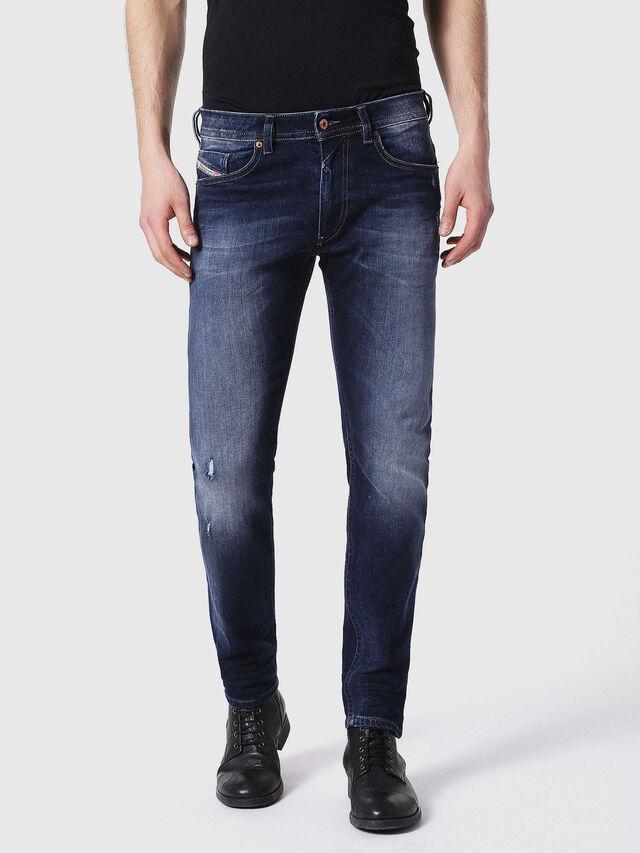 Diesel - Thommer 0860L, Dark Blue - Jeans - Image 2
