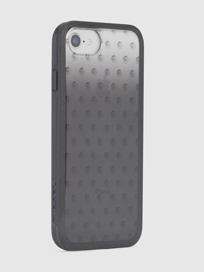 Diesel - MOHICAN HEAD DOTS BLACK IPHONE 8 PLUS/7 PLUS/6s PLUS/6 PLUS CASE, Black - Cases - Image 6