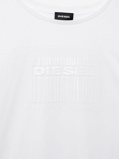 Diesel - DFELIXCODE, White - Dresses - Image 3