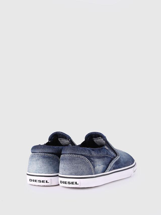 KIDS SLIP ON 21 DENIM CH, Blue Jeans - Footwear - Image 3