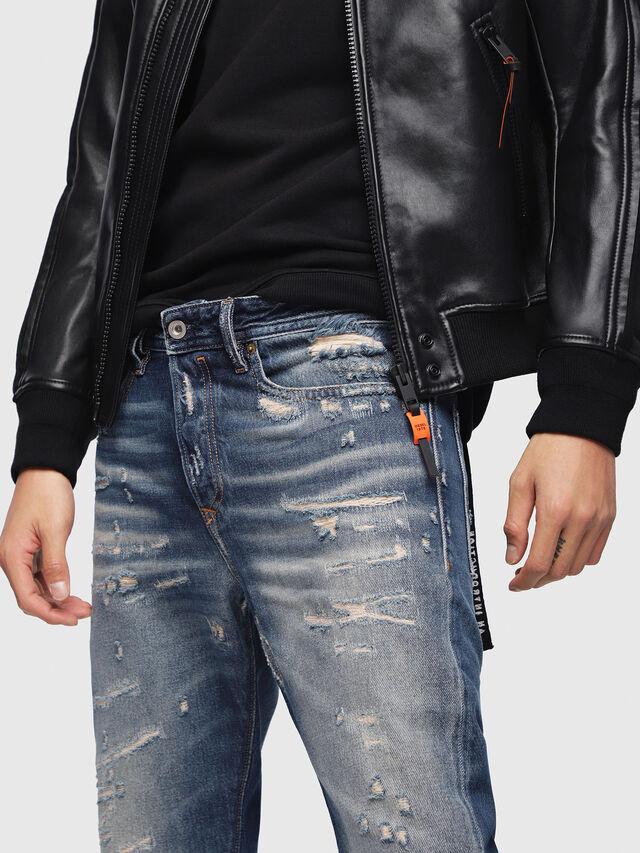 Diesel - Buster 088AQ, Medium blue - Jeans - Image 3