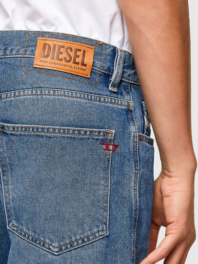 Diesel - D-Macs 009MG, Medium blue - Jeans - Image 4