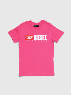 TJUSTDIVISIONB-R, Hot pink - T-shirts and Tops