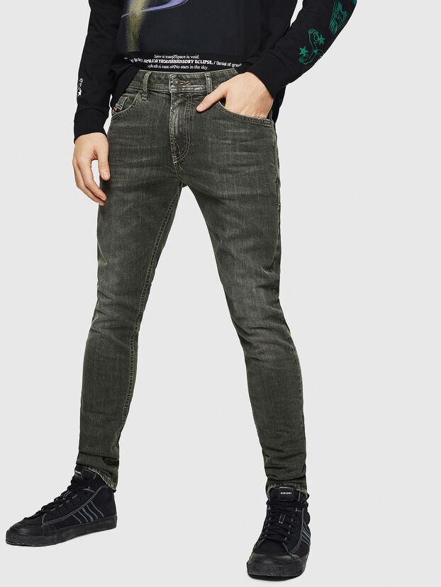 Thommer 0890E, Green/Grey - Jeans