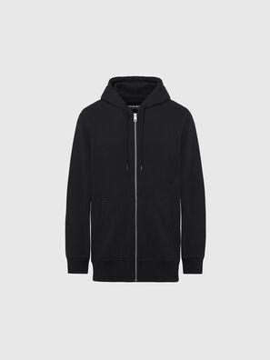 UMLT-BRANDON-Z, Black/Silver - Sweaters