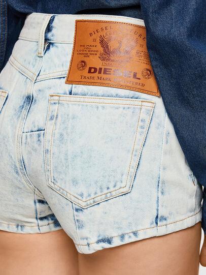 Diesel - DE-JOYS-SP1, Light Blue - Shorts - Image 3