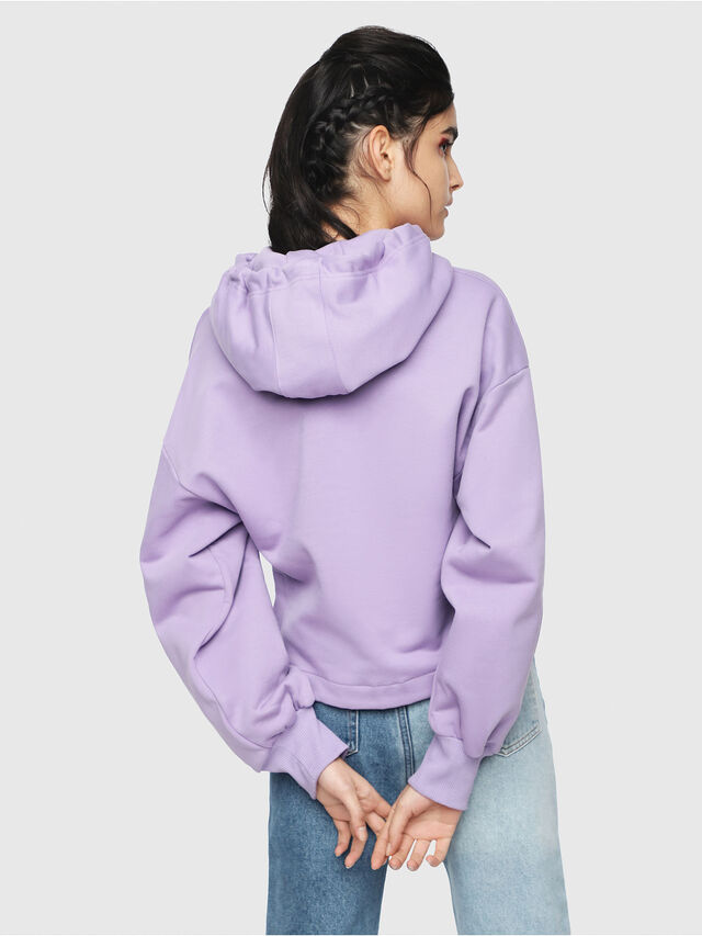 Diesel - F-DINIE-A, Lilac - Sweaters - Image 2