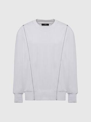 F-GEORGIA, White - Sweaters