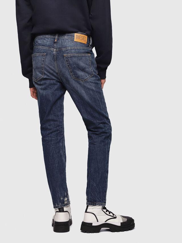 Diesel - Mharky 080AG, Dark Blue - Jeans - Image 2