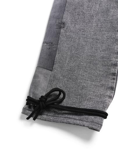 Diesel - D-ARGO-JOGG, Black/Dark grey - Pants - Image 3