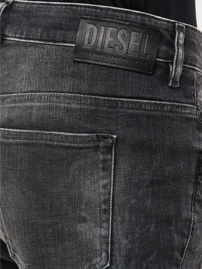 Diesel - Fayza 009IU, Black/Dark grey - Jeans - Image 4