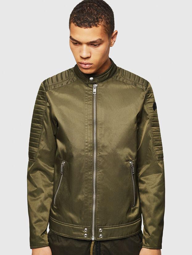 J-SHIRO, Military Green - Jackets