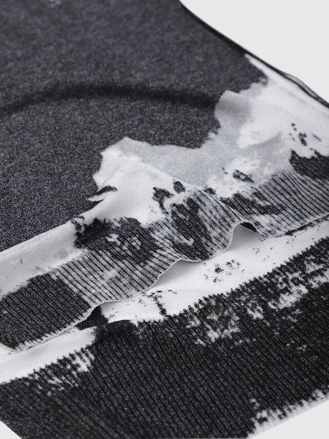 Diesel - DMLUKY, Black/White - Dresses - Image 3