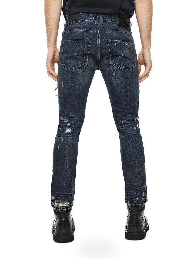 Diesel - TYPE-2813D, Dark Blue - Jeans - Image 2