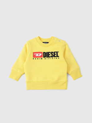 SCREWDIVISIONB, Yellow - Sweaters