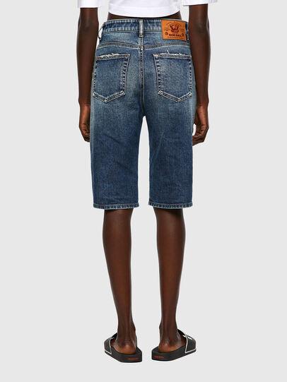 Diesel - DE-LILY-SP, Medium blue - Shorts - Image 2