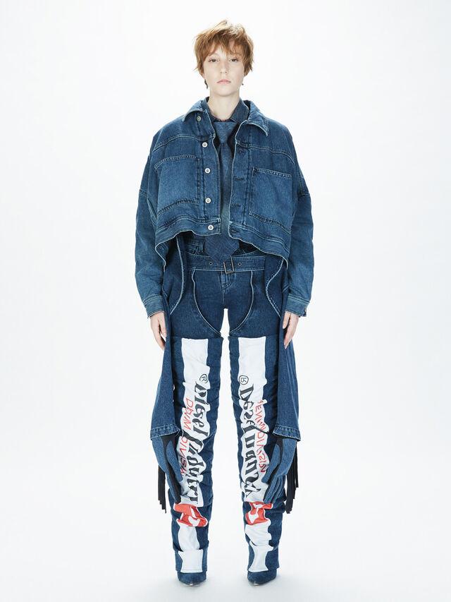 Diesel - SOTS01, Blue Jeans - Shirts - Image 8