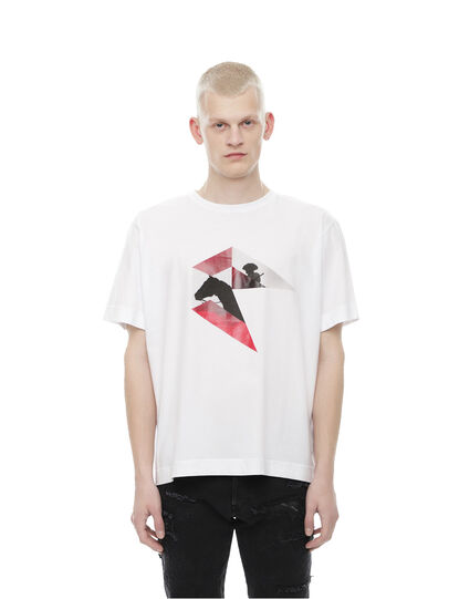 Diesel - TEORIAL-HUNTING,  - T-Shirts - Image 1