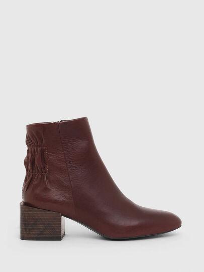 Diesel - JAYNET MAB, Brown - Ankle Boots - Image 1