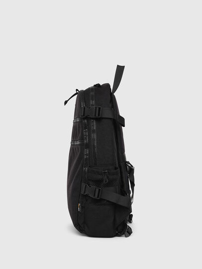 Diesel - F- URBHANITY BACK, Black - Backpacks - Image 3