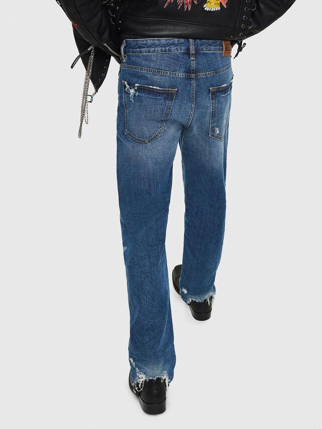 Diesel - D-Kodeck 080AH, Medium blue - Jeans - Image 2