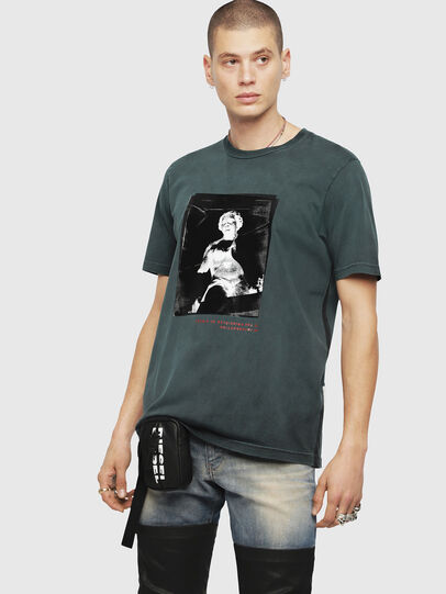 Diesel - T-JUST-YS,  - T-Shirts - Image 1