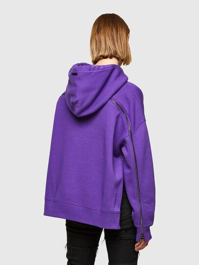Diesel - F-RENTOL, Violet - Sweaters - Image 2