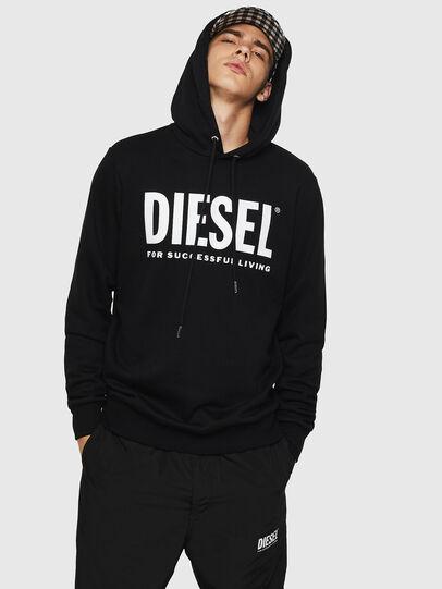Diesel - S-GIR-HOOD-DIVISION-,  - Sweaters - Image 1
