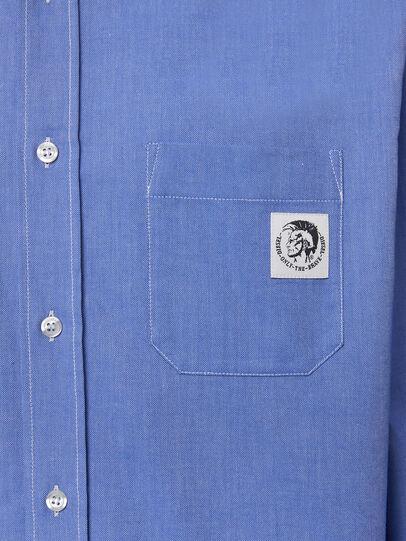 Diesel - S-JAMES, Light Blue - Shirts - Image 3