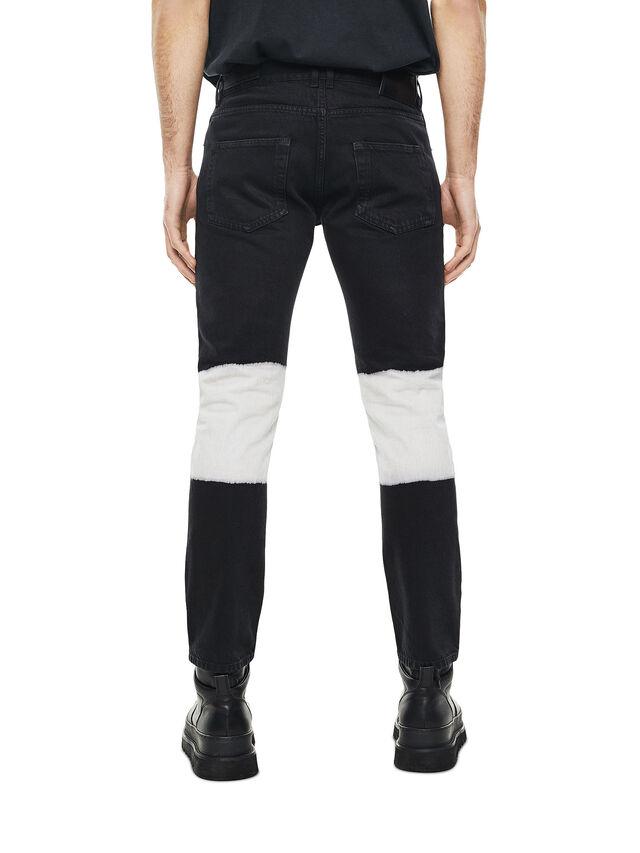 Diesel - TYPE-2813FS, Black/White - Jeans - Image 2